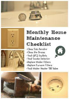 Maintenance Checklist: Plumbing in Oklahoma city