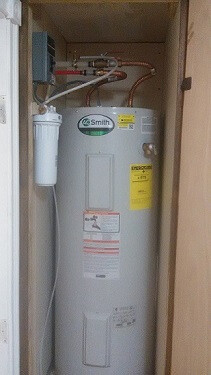 40 gallon gas water heater